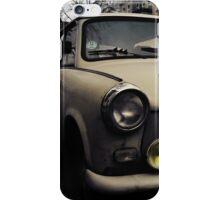 trabant, east berlin iPhone Case/Skin