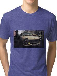 trabant, east berlin Tri-blend T-Shirt