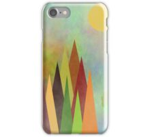 Whimsical Landscape iPhone Case/Skin