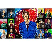 The Doctor of the Universe - The Hero Photographic Print