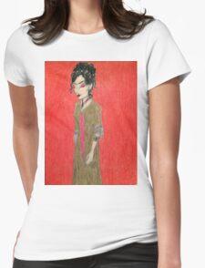 Inara Serra Womens Fitted T-Shirt