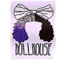 Dollhouse Hair Design  Poster