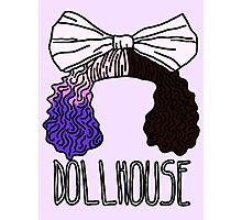 Dollhouse Hair Design  Photographic Print