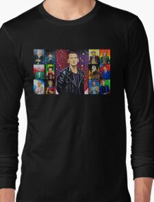 The Doctor of the Universe - The Survivor Long Sleeve T-Shirt