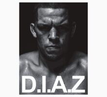 Nate Diaz One Piece - Short Sleeve