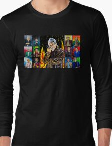The Doctor of the Universe - The Warrior Long Sleeve T-Shirt
