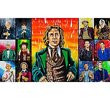 The Doctor of the Universe - The Romantic Photographic Print