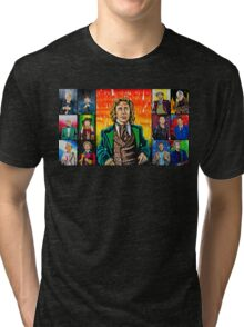 The Doctor of the Universe - The Romantic Tri-blend T-Shirt