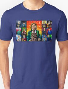 The Doctor of the Universe - The Romantic Unisex T-Shirt
