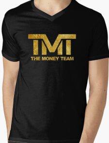 The Money Team Mens V-Neck T-Shirt