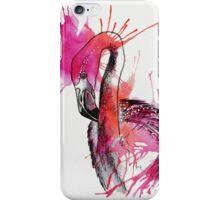 Pink Flamingo iPhone Case/Skin