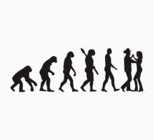 Evolution country dance Baby Tee