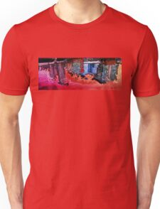 Crazy reflections Unisex T-Shirt