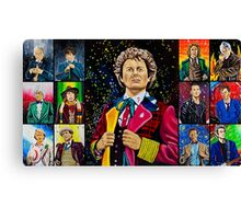 The Doctor of the Universe - The Dark Clown Canvas Print