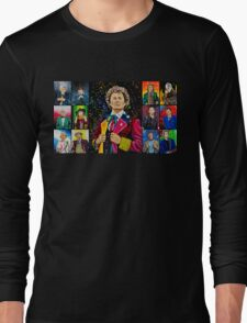 The Doctor of the Universe - The Dark Clown Long Sleeve T-Shirt