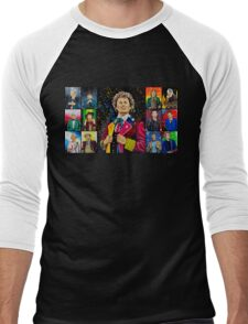 The Doctor of the Universe - The Dark Clown Men's Baseball ¾ T-Shirt