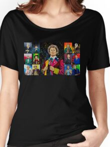 The Doctor of the Universe - The Dark Clown Women's Relaxed Fit T-Shirt