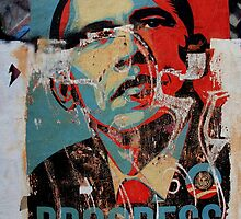 Obama  by Alastair McKay