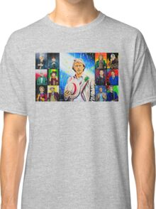 The Doctor of the Universe - The Athlete Classic T-Shirt
