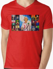 The Doctor of the Universe - The Athlete Mens V-Neck T-Shirt