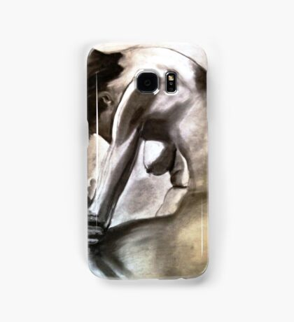 Distraught Figurative Life Study Samsung Galaxy Case/Skin