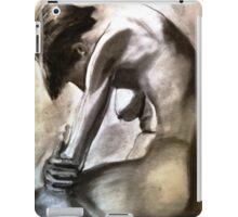 Distraught Figurative Life Study iPad Case/Skin