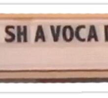 FRESH AVACADO Sticker