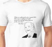Ron Paul's Great Idea Unisex T-Shirt