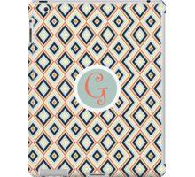 G Simple iPad Case/Skin