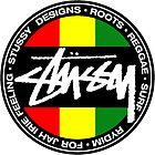Reggae Stussy by armeliayolla