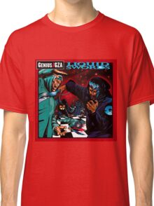 Liquid Swords Genius GZA Classic T-Shirt
