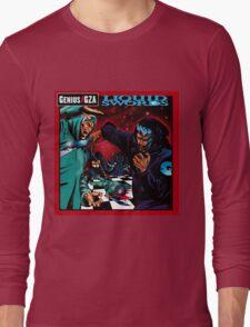Liquid Swords Genius GZA Long Sleeve T-Shirt