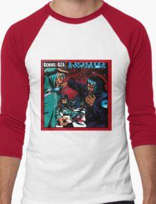 Liquid Swords Genius GZA Men's Baseball ¾ T-Shirt