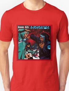 Liquid Swords Genius GZA Unisex T-Shirt