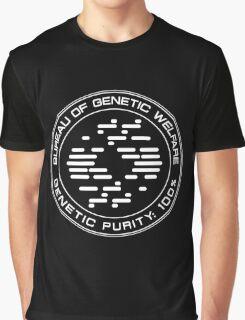 Allegiant - Bureau Of Genetic Welfare Graphic T-Shirt