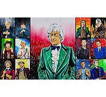 The Doctor of the Universe - The Dandy Photographic Print