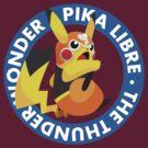 ¡Viva Pika Libre! by RType88