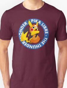 ¡Viva Pika Libre! Unisex T-Shirt