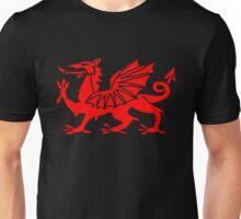 Welsh Dragon Unisex T-Shirt