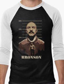 Tom Hardy Men's Baseball ¾ T-Shirt
