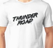'Thunder Road' - Inspired by the Springsteen song Unisex T-Shirt