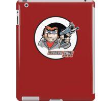 cabbar baba 0070 logo iPad Case/Skin