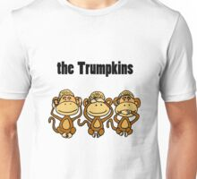 Cool Funny Donald Trump Political Cartoon Unisex T-Shirt