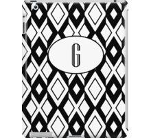 G Diamonds iPad Case/Skin