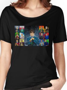 The Doctor of the Universe - The Cosmic Hobo Women's Relaxed Fit T-Shirt