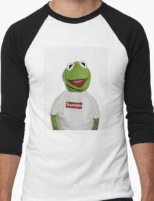 Kermit The Frog Supreme T shirt  Men's Baseball ¾ T-Shirt