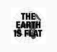 Flat earth, plane truth, reality Unisex T-Shirt