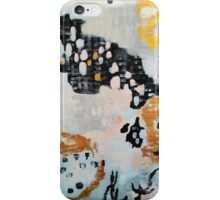 Abstract painting 3 iPhone Case/Skin