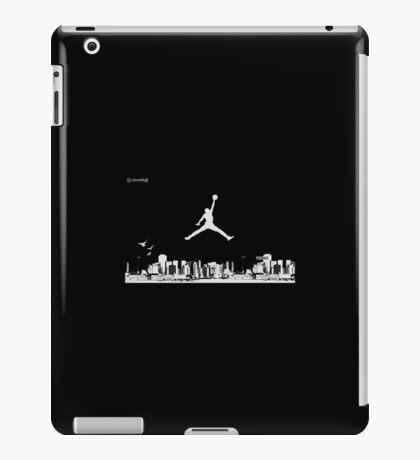 City Jordan iPad Case/Skin