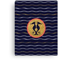Nautical by Nature Canvas Print